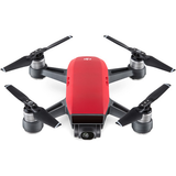 DJI Spark Quadcopter (Lava Red) by DJI at bandccamera
