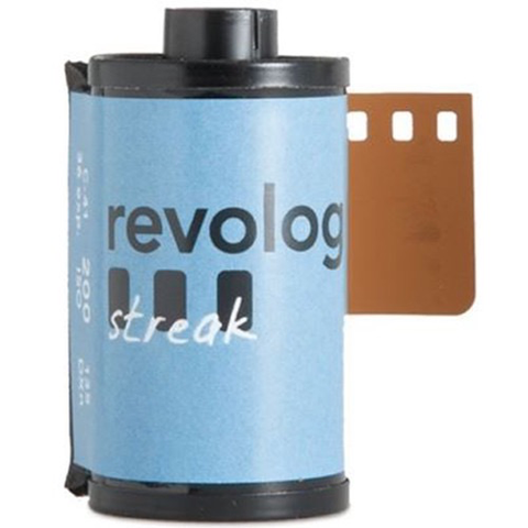 REVOLOG Streak 200 Color Negative Film (35mm Roll Film, 36 Exposures)