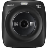FUJIFILM INSTAX SQUARE SQ20 Hybrid Instant Camera (Black) by Fujifilm at B&C Camera