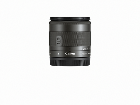 Canon EF-M 11-22mm F4-5.6 IS STM by Canon at B&C Camera