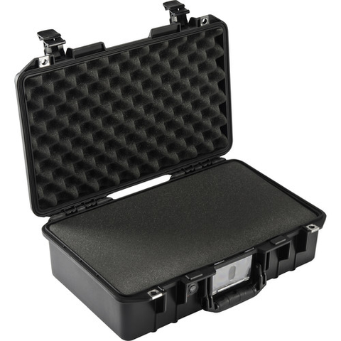 Pelican 1485Air Carry-On Case with Foam (Black)