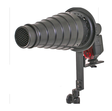 Dotline Conical Snoot for RS-3700 BeautiDish - B&C Camera