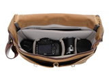 ONA The Brixton Messenger Bag (Smoke) - B&C Camera - 3