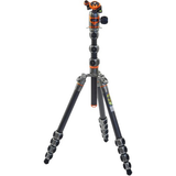 3 Legged Thing Legends Bucky Tripod with AirHed VU Ball Head Kit (Gray)