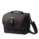 Lowepro Adventura SH 160 II Shoulder Bag (Black) - B&C Camera - 2