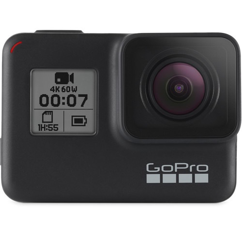 GoPro HERO7 Black by GoPro at B&C Camera