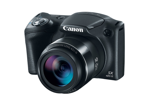 Canon PowerShot SX420 IS (Black) - B&C Camera