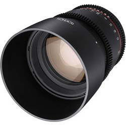 Rokinon 85mm T1.5 Cine DS Lens - Canon EF Mount - B&C Camera