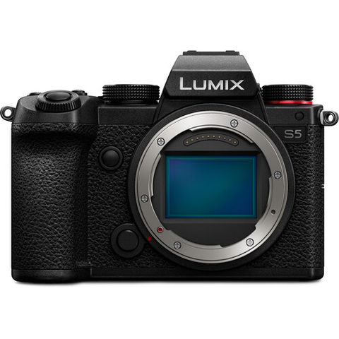 Panasonic LUMIX DC-S5 Mirrorless Digital Camera (Body)