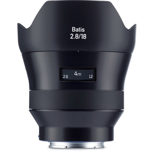 Zeiss Batis 18mm f/2.8 Lens for Sony E Mount by Zeiss at B&C Camera
