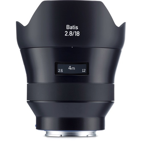 Zeiss Batis 18mm f/2.8 Lens for Sony E Mount by Zeiss at bandccamera