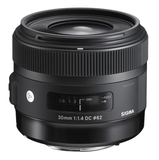 Sigma 30mm F1.4 DC HSM Art Lens for Canon - B&C Camera