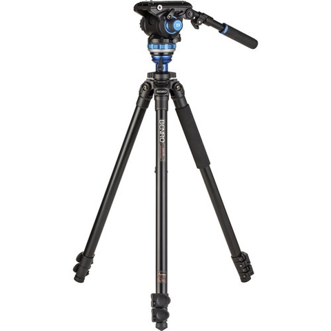 Benro A2573F Aluminium Tripod with S6PRO Video Head
