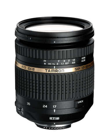 Tamron SP 17-50mm F/2.8 Di II XR VC LD Aspherical (IF) Lens for Nikon - B&C Camera