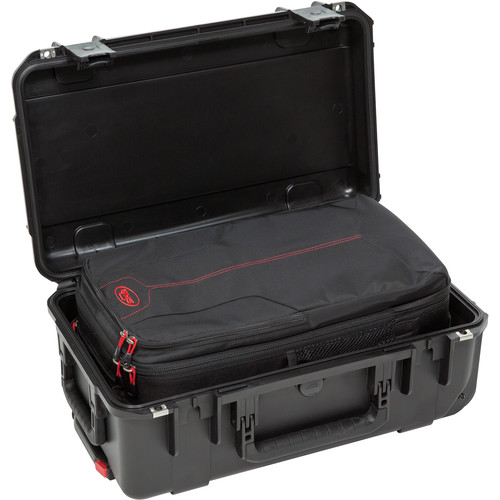 SKB iSeries 2011-7 Case with Think Tank-Designed Photo Dividers & Photo Backpack (Black) by SKB at B&C Camera