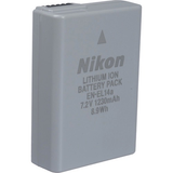 Nikon EN-EL14a Lithium Ion Battery - B&C Camera