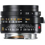Leica Summicron-M 35mm f/2 ASPH Lens (Black) by Leica at B&C Camera