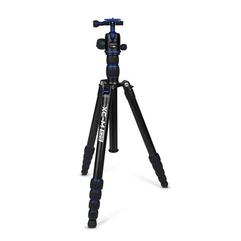Promaster XC-M 525K Professional Tripod (Blue) - Kit with Ball Head