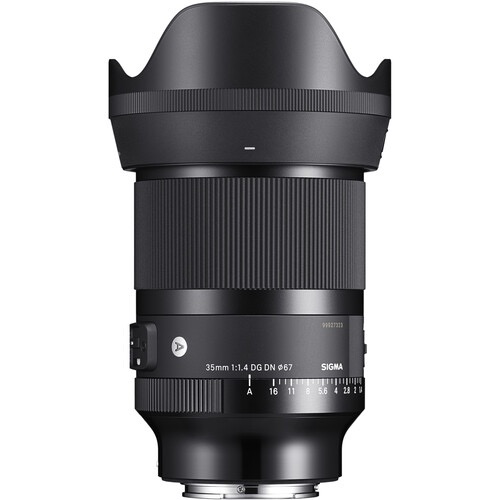 Sigma 35mm f/1.4 DG DN Art Lens for Sony E