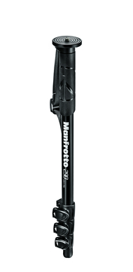Manfrotto 290 Aluminum Monopod - B&C Camera