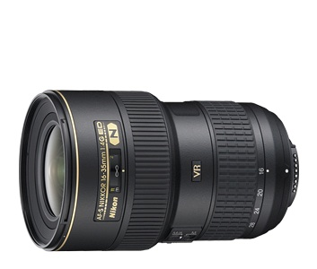 Nikon AF-S NIKKOR 16-35mm f/4G ED VR Lens by Nikon at B&C Camera