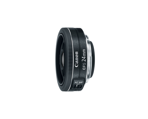 Canon EF-S 24mm F/2.8 STM lens by Canon at B&C Camera