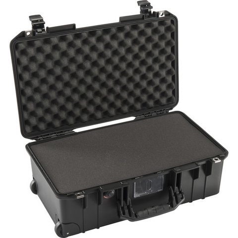 Pelican 1535Air Carry-On Case with Foam (Black)
