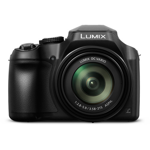Panasonic Lumix DC-FZ80 Digital Camera by Panasonic at bandccamera