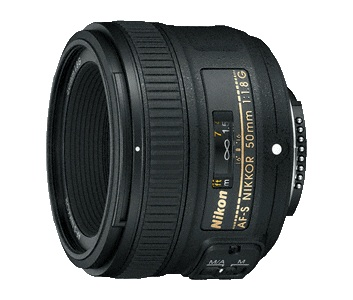 Nikon AF-S NIKKOR 50mm f/1.8G Lens by Nikon at B&C Camera