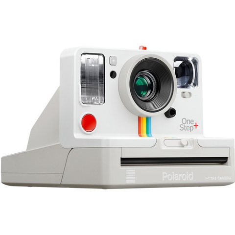 Polaroid Originals OneStep+ Instant Film Camera (White) by Polaroid at B&C Camera