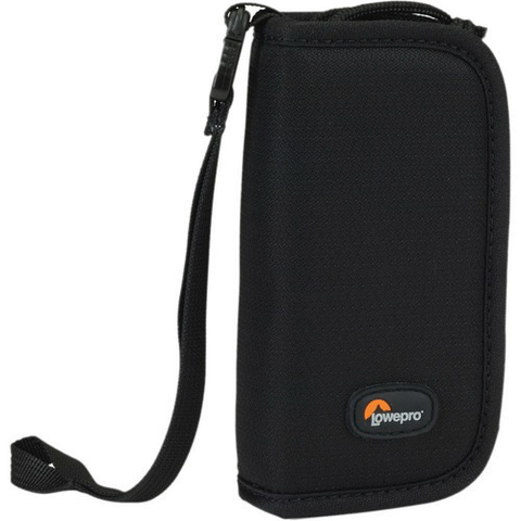 Lowepro S&F Memory Wallet 20 (Black) - B&C Camera - 3