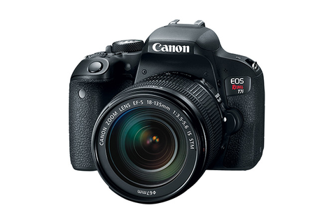 Canon EOS Rebel T7i EF-S 18-135 IS STM Kit by Canon at B&C Camera