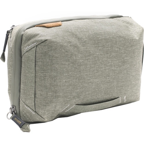Peak Design Travel Tech Pouch (Sage) by Peak Design at B&C Camera