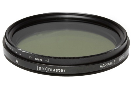 Promaster 55mm Digital HGX Variable ND Lens Filter - B&C Camera