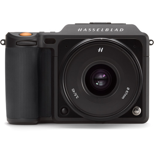 Hasselblad X1D-50c 4116 Edition Medium Format Mirrorless Digital Camera with 45mm Lens