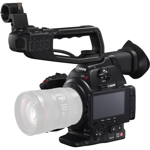 Canon EOS C100 Mark II by Canon at B&C Camera