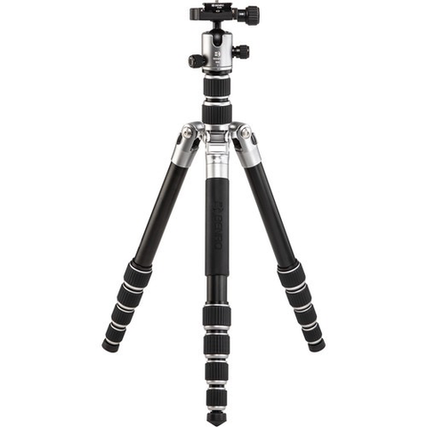 Benro Tripster Travel Tripod (1 Series, Titanium, Aluminum) by Benro at B&C Camera