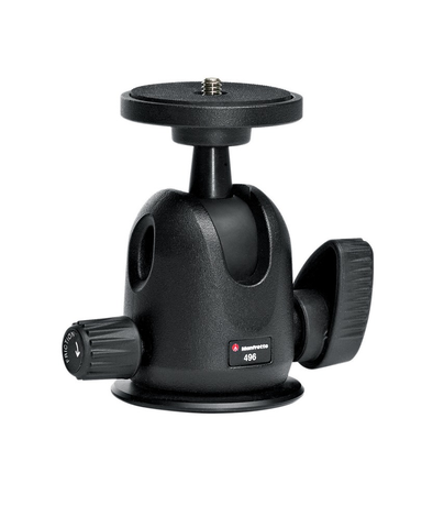 Manfrotto 496 Compact Ball Head - B&C Camera