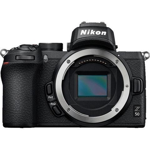 Nikon Z 50 Mirrorless Digital Camera (Body Only) by Nikon at B&C Camera