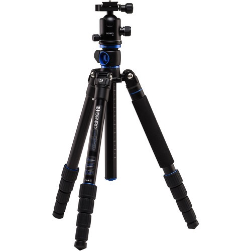 Benro GA269TB2 GoTravel Tripod Kit with B2 Ballhead and Bag - B&C Camera - 2