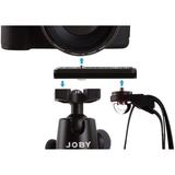Joby Ultra Plate Quick Release Plate for DSLR & Compact System Camera - B&C Camera - 2
