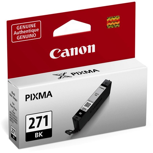Canon CLI-271 Black Ink Tank at B&C Camera