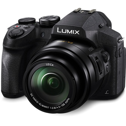 Panasonic Lumix DMC-FZ300 Digital Camera by Panasonic at B&C Camera