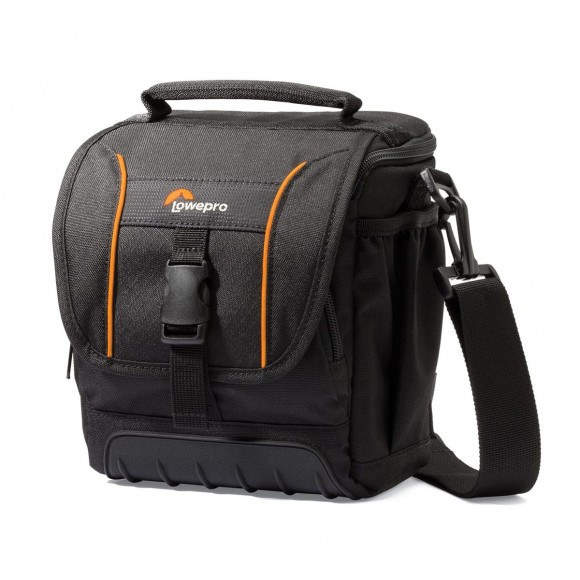 Lowepro Adventura SH 140 II Shoulder Bag (Black) - B&C Camera - 1