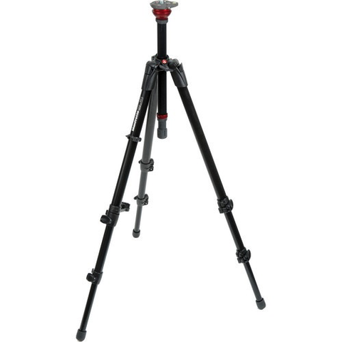 Manfrotto 755XB MDeVe Aluminum Video Tripod - B&C Camera - 2