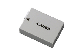 Canon Battery Pack LP-E8 by Canon at bandccamera