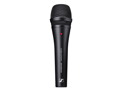 SENNHEISER HANDMIC DIGITAL by Sennheiser at bandccamera
