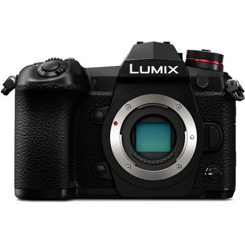 Panasonic Lumix DC-G9 Mirrorless Micro Four Thirds Digital Camera (Body Only) by Panasonic at B&C Camera