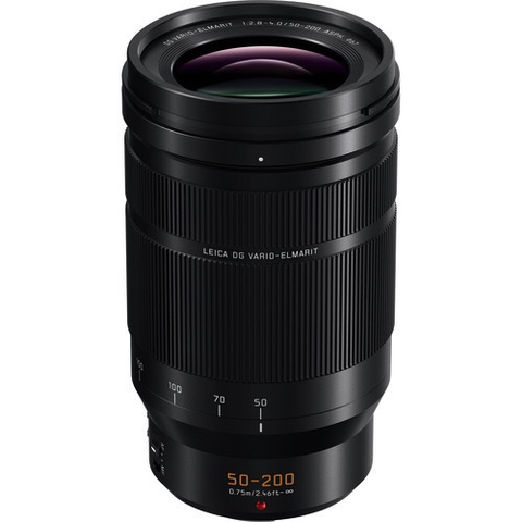 Panasonic Leica DG Vario-Elmarit 50-200mm f/2.8-4 ASPH. POWER O.I.S. Lens by Panasonic at bandccamera