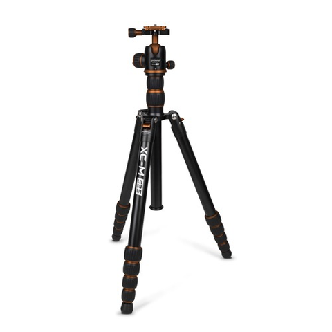 Promaster XC-M 525K Professional Tripod (Orange) - Kit with Ball Head by Promaster at B&C Camera